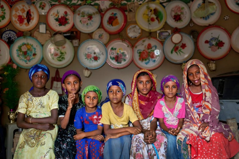 The United Nation bans child marriage