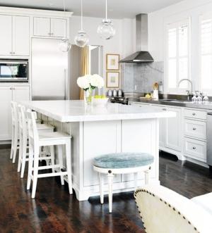 Decorao 40 Cozinhas Brancas Em Vrios Estilos Cores