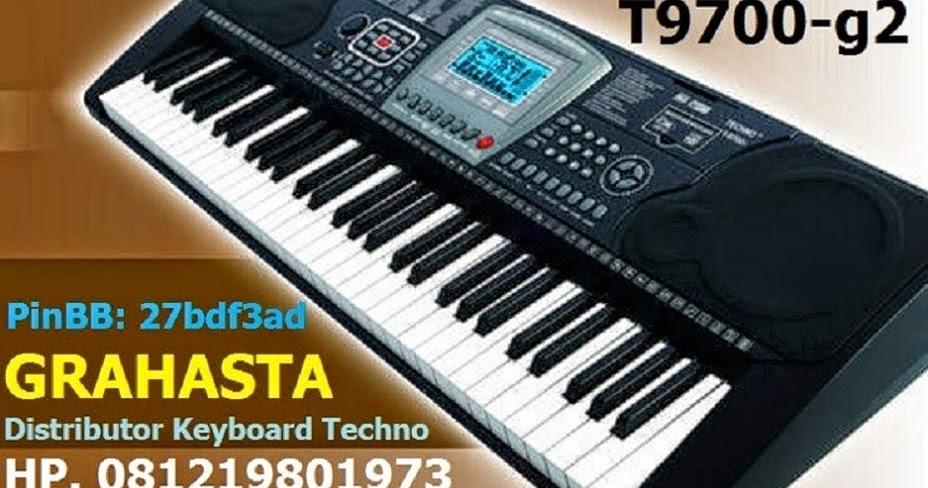 KEYBOARD TECHNO Jual Keyboard Musik TECHNO T9880 T9800