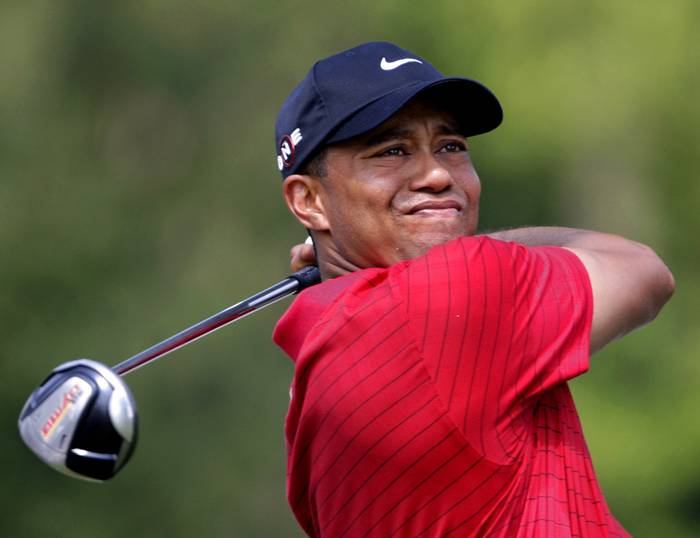 Eldrick Woods — Tiger Woods