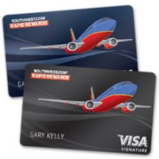 Chase 50000 mile southwest credit card offer will run for miles the southwest credit cards are offered in both personal and business versions and you can apply for both a personal card and a business card thereby colourmoves