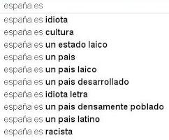 España es idiota