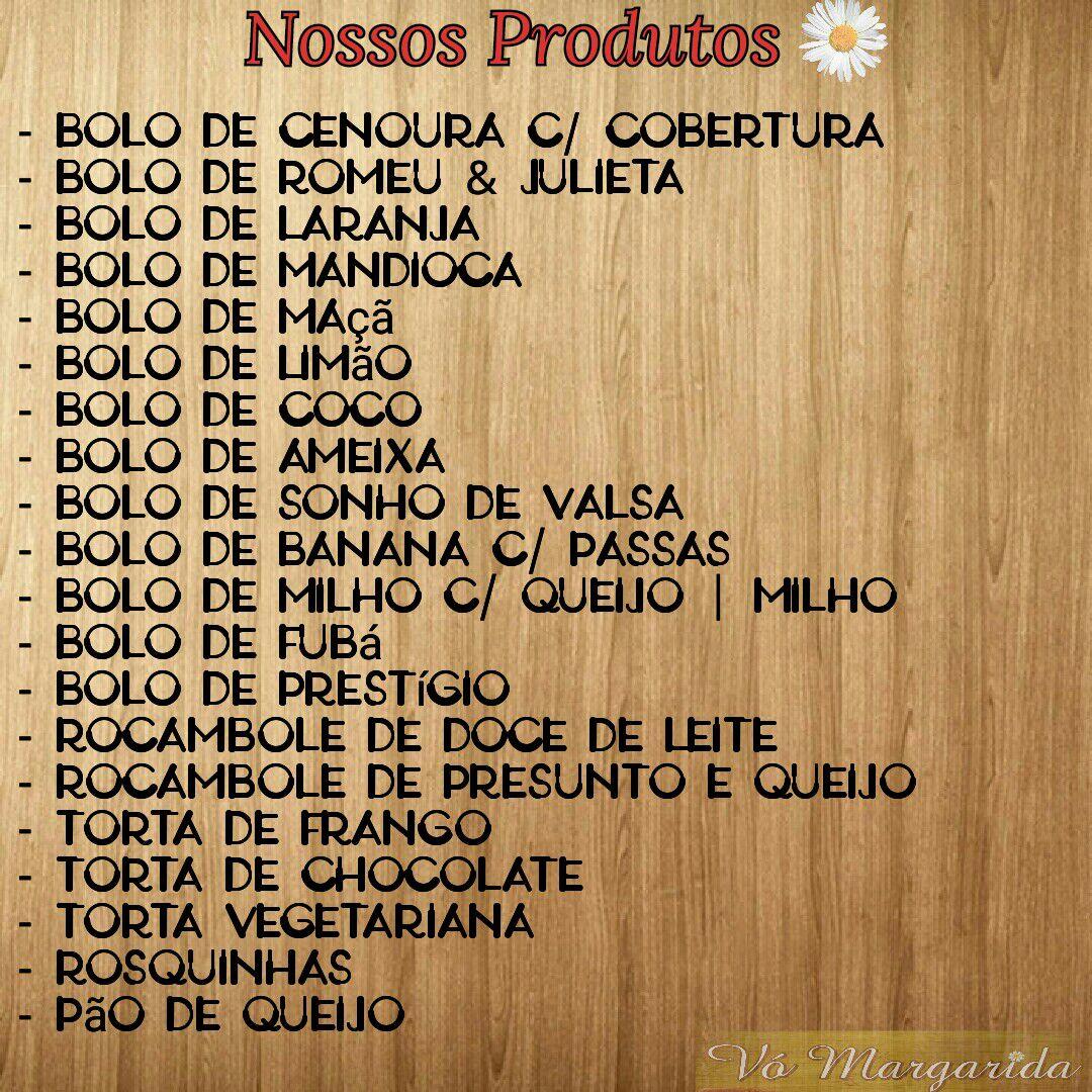 DELÍCIAS DE BOLOS