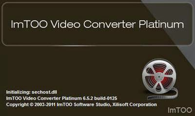 ImTOO Video Converter Platinum