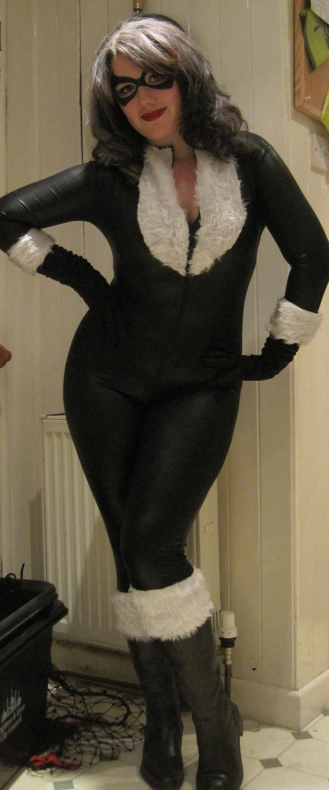 Black Cat Marvel Costume