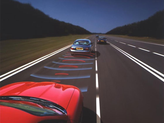 Adaptive Cruise Control With Stop Go In 2013 Us Cars
