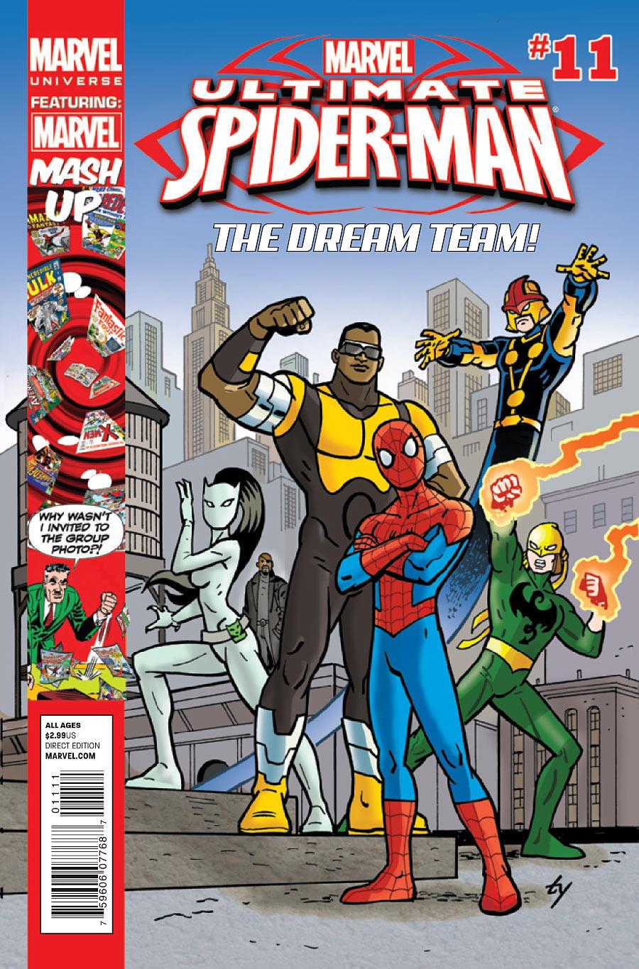 Ultimate Spider Man 1 05 Sub Espanol Online Unolclin