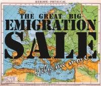 Emigration Sale