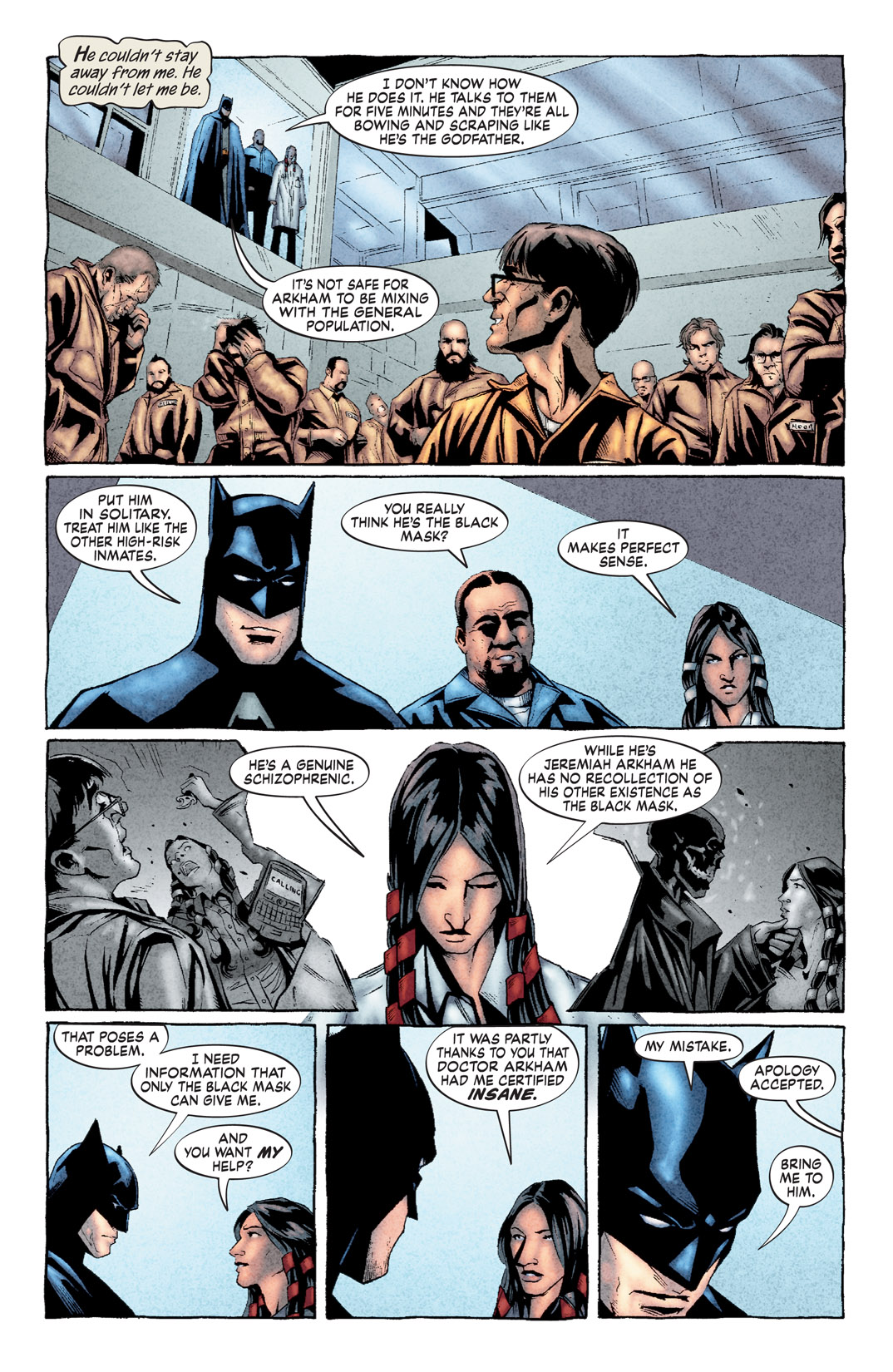 Detective Comics (1937) Issue #864 Page 13