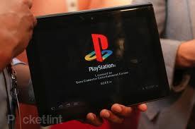 Playstation Dalam Sony Tablet S | Spesifikasi Gadget