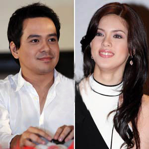 John Lloyd Cruz and Shaina Magdayao had broken up (2012)