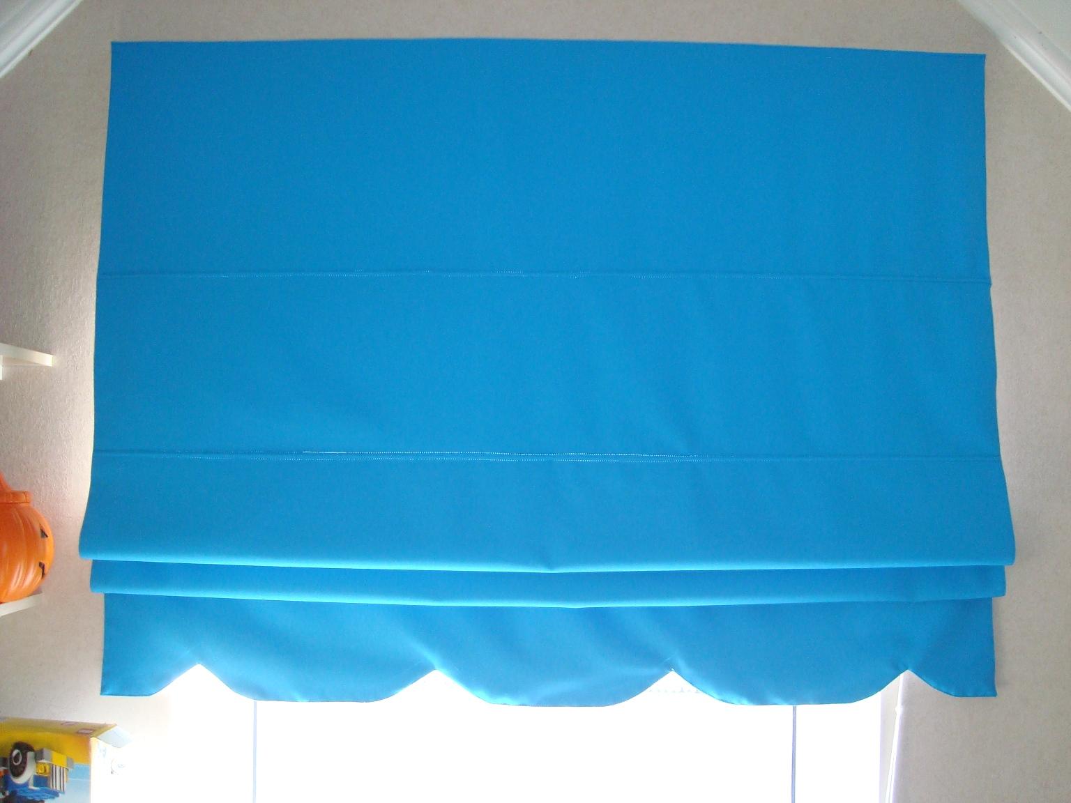 Decoracion cortinas store dormitorio ni os - Cortinas store infantiles ...