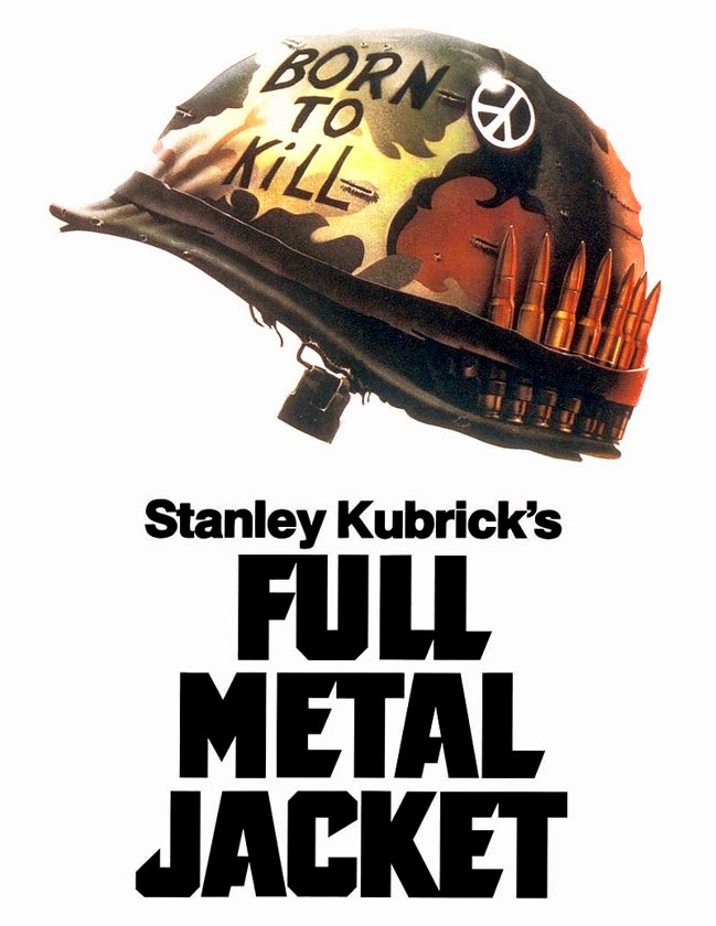 Full Metal Jacket di Stanley Kubrick - http://clipcinema.blogspot.it