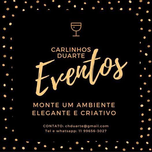 Eventos por Carlinhos Duarte