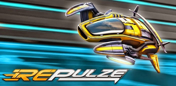 Free Download Repulze Car Racing v1.1.3 Apk + Data