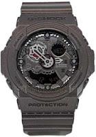 Gambar Jam Tangan G-Shock GA 300A-5ADR