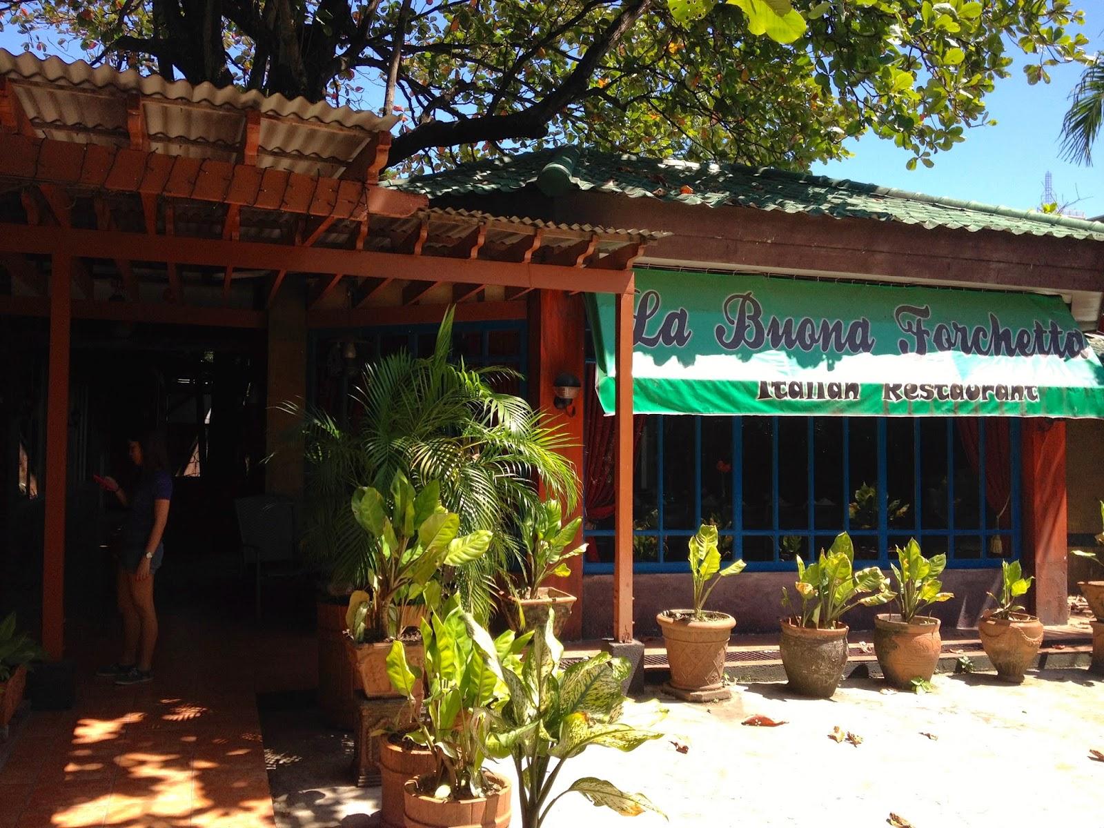 Italian Restaurants in Cebu a Buona Forchetta da Paolo