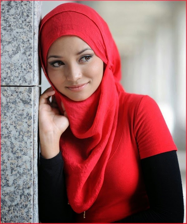 A Trendy Hijab Style 2015