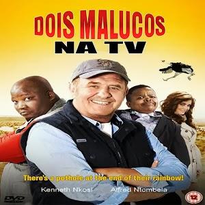 Filme Dois Malucos Na Tv Dublado AVI DVDRip