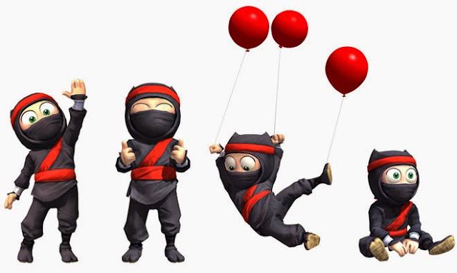 Clumsy Ninja Full Apk resimi 15
