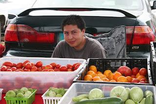 Española Farmers Market