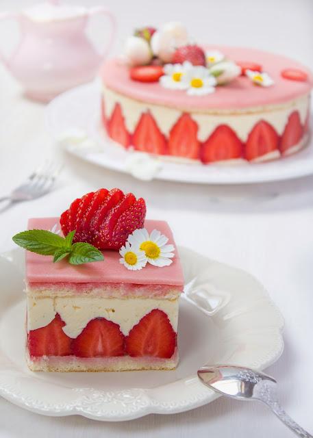 pastelería-francesa-fraisier