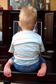 Tv and DVD are not best for early brain development