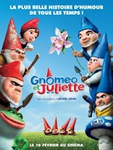 Gnomeo V Juliet (2011)