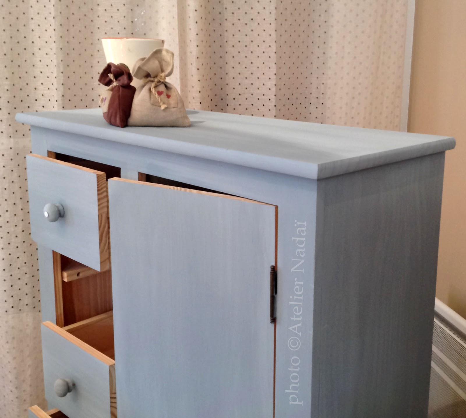peinture au lait relooker deux commodes avec la peinture au lait peinture la cas ine. Black Bedroom Furniture Sets. Home Design Ideas