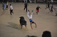 leganes-encierros-2011-salto-del-angel-toro. Abuelohara.