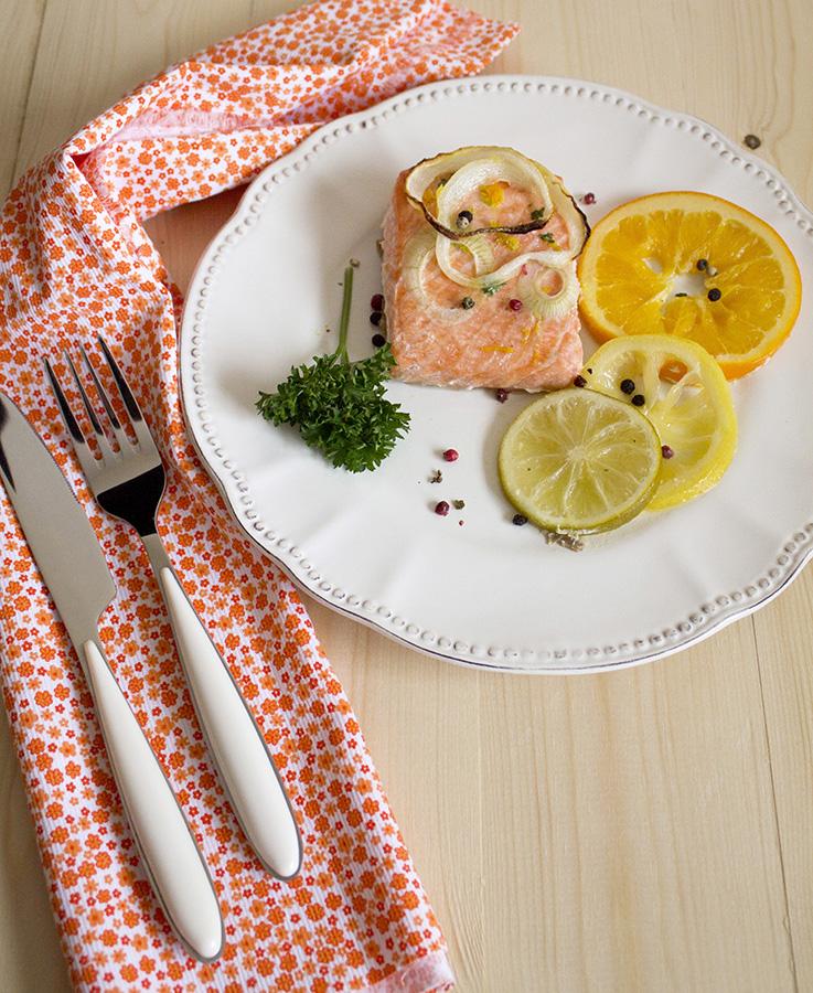Cocinar salmon fresco al horno for Cocinar kale al horno