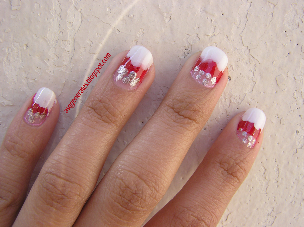 AND there you have it your Valentine Jelly Pops inspiredNail Art ...