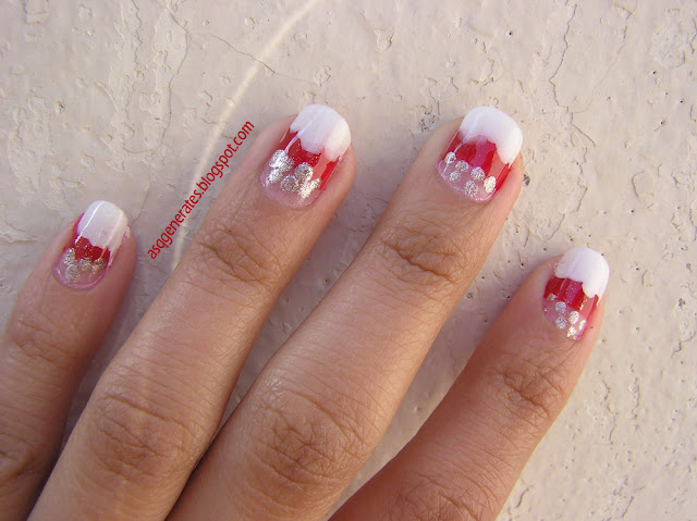 VALENTINE NAIL ART :♥JELLY POPS ♥ close up