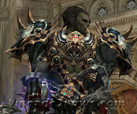 R99 blody armor orc L2