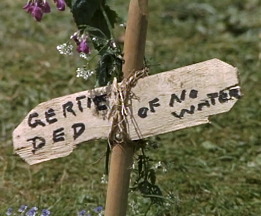 Classic Film And TV Cafe Coops A Quaker Hayley Buries Dead