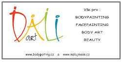 Vše pro face + body paintting