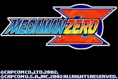 【GBA】洛克人Zero1代中文版+金手指+Rom下載,CAPCOM經典動作冒險遊戲!