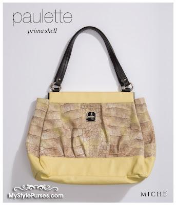 Miche Paulette Prima Shell