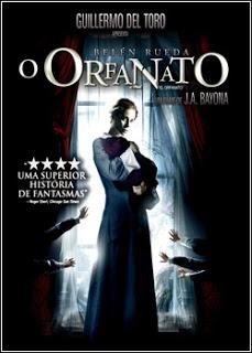 Filme O Orfanato Dublado AVI DVDRip