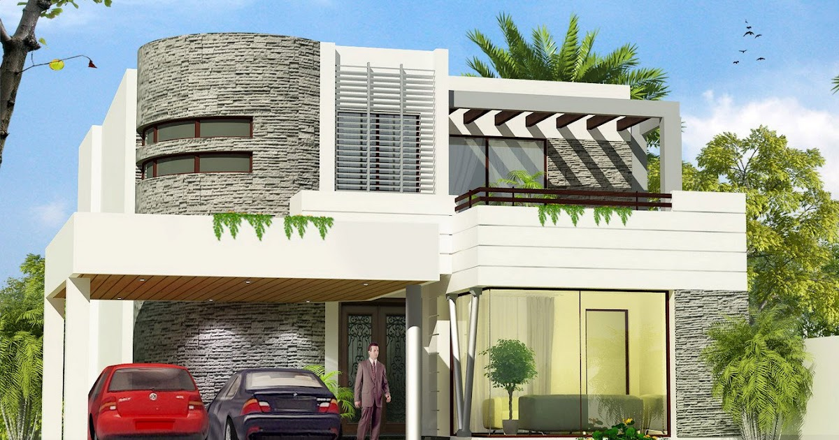 Modern homes beautiful latest exterior homes designs for Beautiful home designs outside