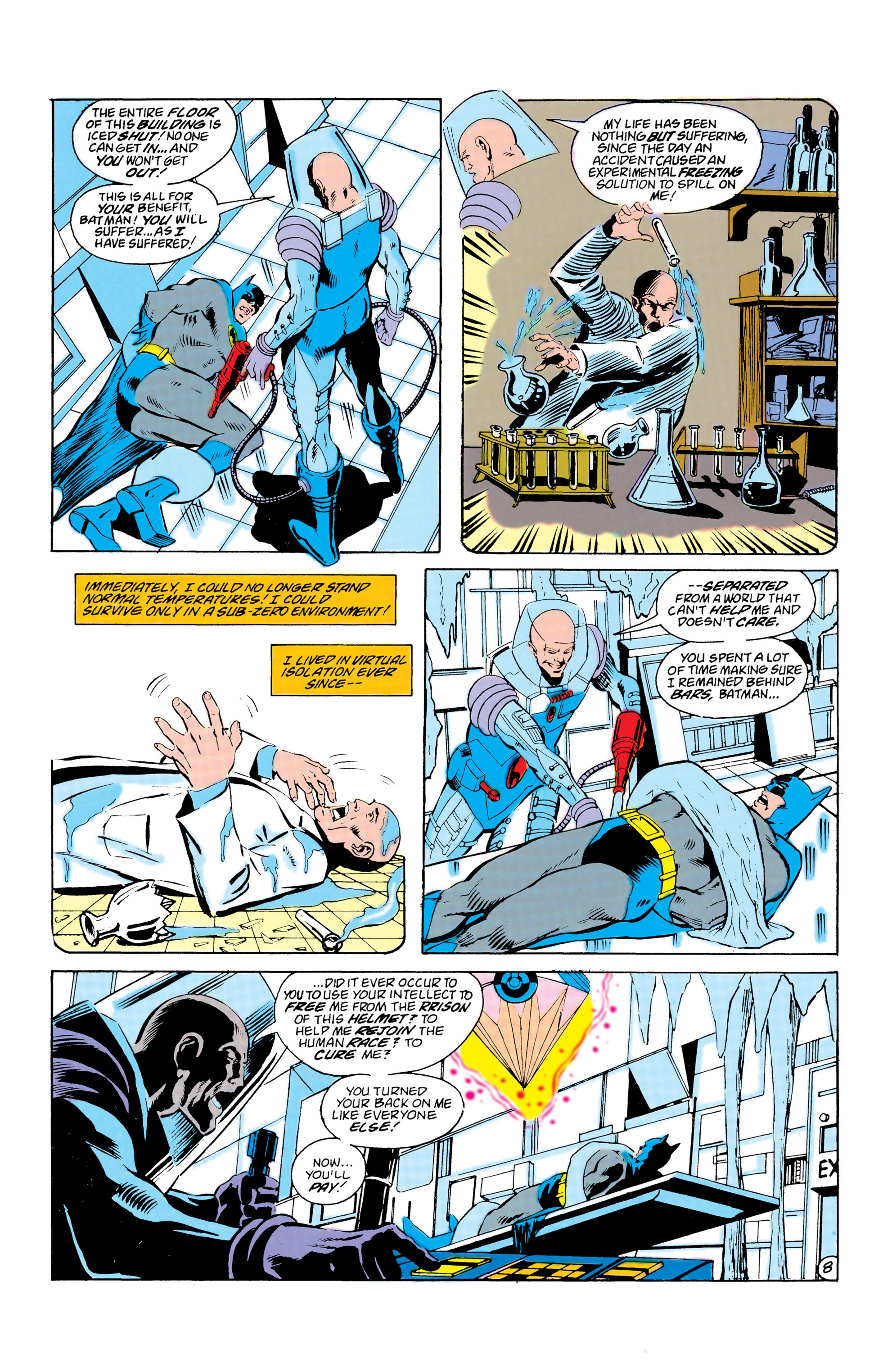 Detective Comics (1937) Issue #595 Page 22
