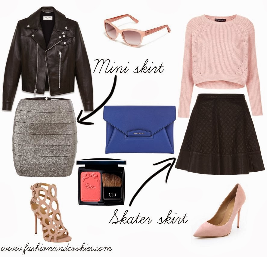 Skater skirt and Mini skirt, Fashion and Cookies, fashion blogger