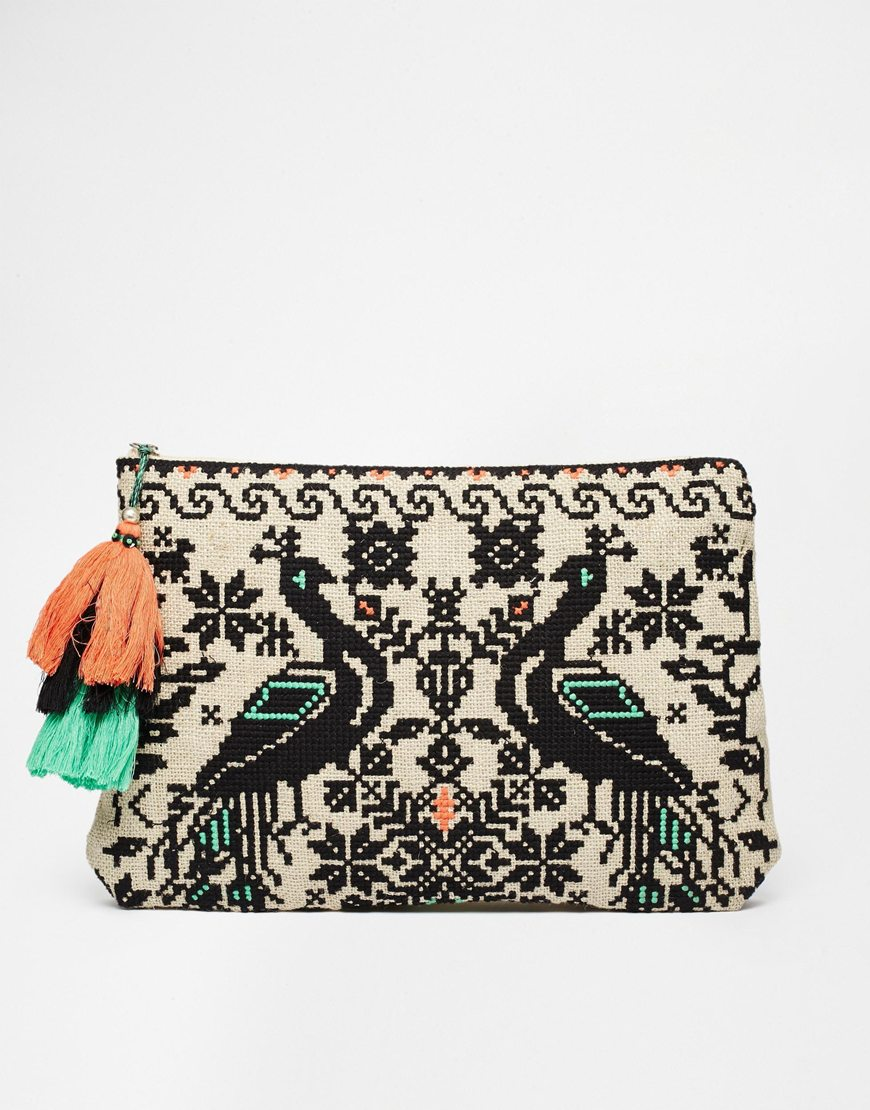 Star Mela Estee Double Bird Purse