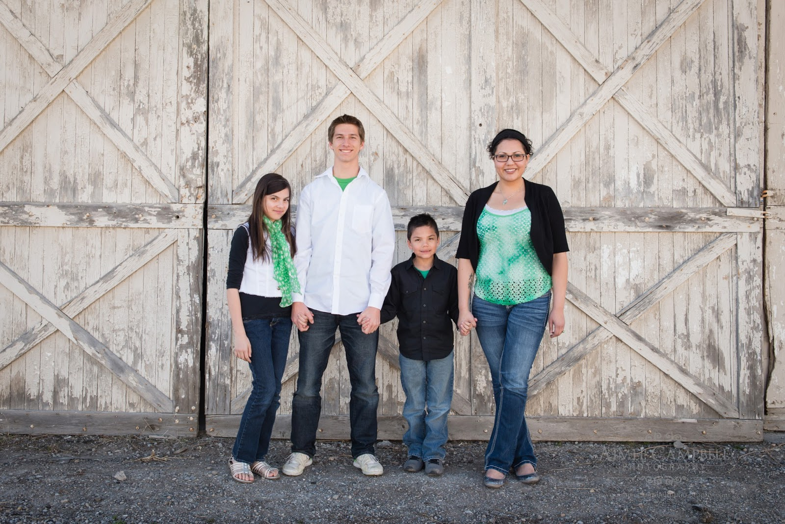 Family Pictures Logan Utah