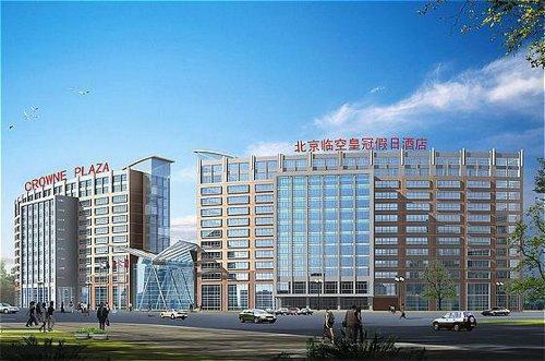 Crowne Plaza Hotel International Airport Beijing
