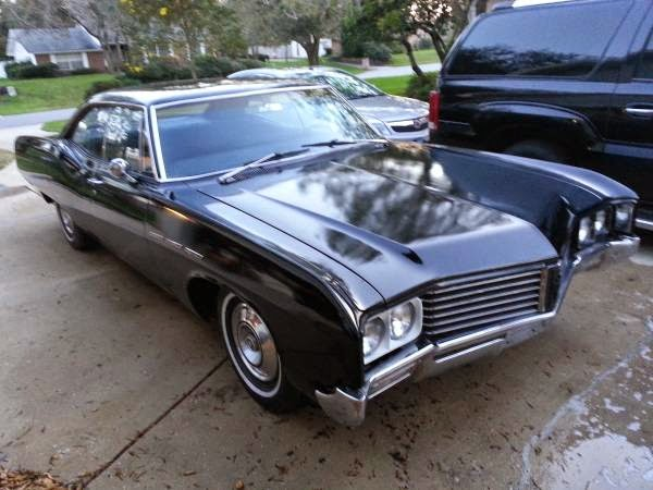 Buick Lesabre For Sale on 1967 Buick Lesabre