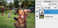 edit foto mudah photoshop