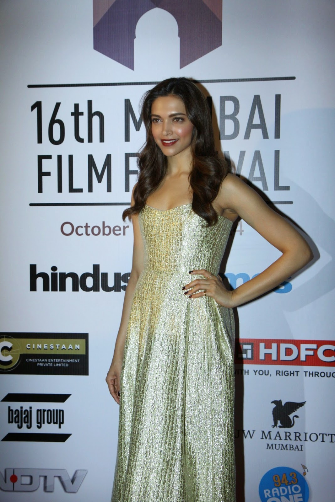 Celebs At 16th Mumbai Film Festival Opening Ceremony