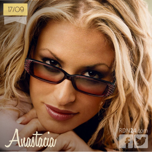 17 de septiembre | Anastacia - @AnastaciaFanily | Info + vídeos