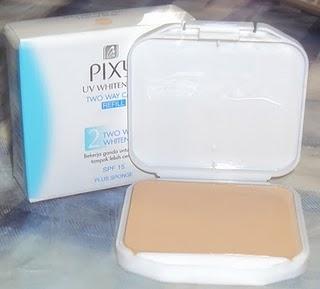 Pixy PIXY UV Whitening Two Way Cake Refill